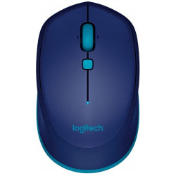 Logitech Bluetooth Mouse M535 Blue