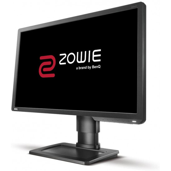 BenQ ZOWIE XL2411P 24 Inch 144Hz Gaming Monitor | 1080P 1ms | Black eQualizer & Color Vibrance for Competitive Edge | Does Not Support 120Hz on Console