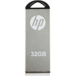 HP v220 32GB Sleek Metal Design USB Flash Drive