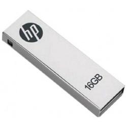 HP v210 16GB Metal Design USB Flash Drive with Clip - FDU16GBHPV210W-EF