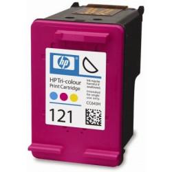 HP 121 Tri-color Original Ink Cartridge (CC643HE)