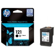HP 121 Black Original Ink Cartridge (CC640HE)