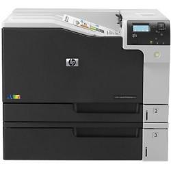 HP Color Enterprise M750dn Laser Printer, White [D3L09A]