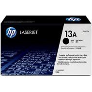 Hp 13a Laserjet Black Toner Print Cartridge (Q2613A)