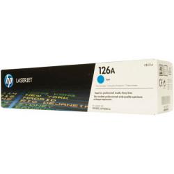 Hp 126a Laserjet Cyan Toner Print Cartridge