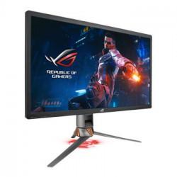 "Asus ROG Swift PG27UQ Gaming Monitor – 27"" 4K UHD (3840 x 2160), Overclockable 144Hz, G-SYNC HDR, Quantum-dot , IPS, Aura Sync"