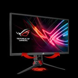 Asus ROG Strix XG248Q Gaming Monitor – 24 inch (23.8 inch viewable) FHD (1920x1080), Native 240Hz, 1ms, Adaptive-Sync(FreeSync™)