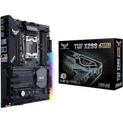 ASUS TUF X299 MARK 2 LGA 2066, DDR4, Intel X299 ATX Motherboard