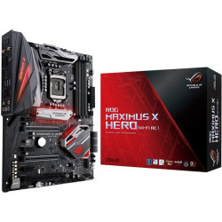 Asus ROG Maximus X Hero (Wi-Fi AC) | LGA 1151 | Z370 | DDR4 | ATX Intel 8th Gen | Motherboard