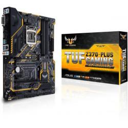Asus TUF Z370-PLUS GAMING Intel LGA 1151 ATX gaming motherboard