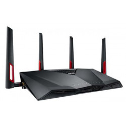 ASUS RT-AC88U Wireless AC3100 Dual-Band Gigabit Router (Black)