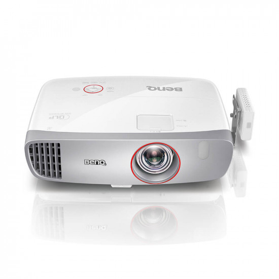 Benq Home Cinema Projector for Gaming with Short Throw  W1210ST