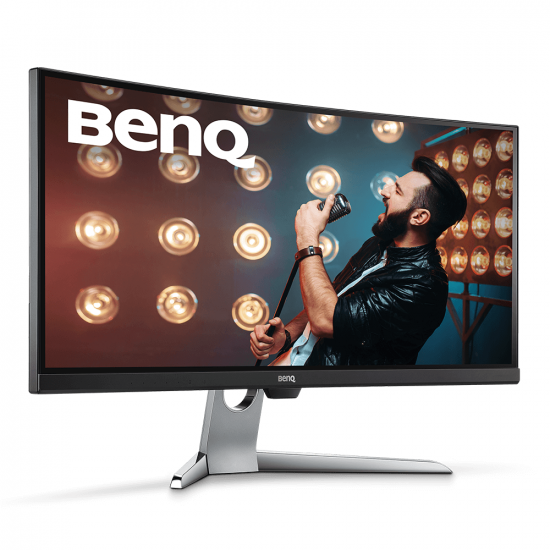 BenQ EX3501R Video Enjoyment Curved Monitor with Eye-care Technology