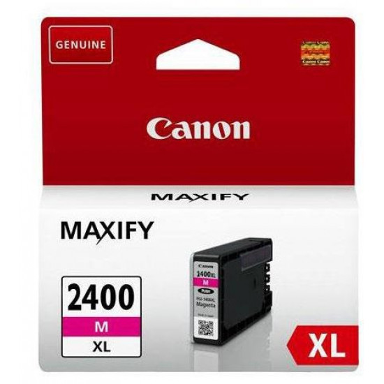 Canon 2400xl Magenta Ink Cartridge