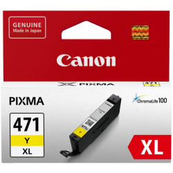 Canon 471XL Yellow Cartridge