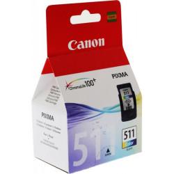 Canon 511 Colour Cartridge