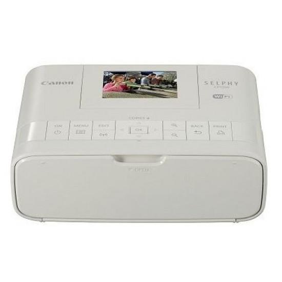 Canon Selphy CP1200 Wireless Compact Photo Printer, White