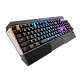 Cougar Attack X3 RGB Silver Aluminium Cherry MX RGB Backlit Mechanical Gaming Keyboard