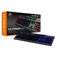 Cougar ULTIMUS RGB Metal-Based RGB Mechanical Gaming Keyboard