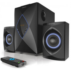 Creative High Performance 2.1 Home Entertainment System - E2800