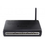 D-Link DSL-2730U Wireless N 150 ADSL2 Plus 4-Port Ethernet Router