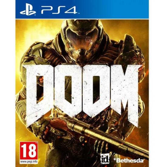 Doom PlayStation 4 by Bethesda