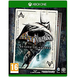 Batman Return to Arkham by Warner Bros., 2016 - Xbox One
