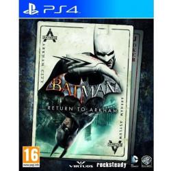 Batman Return To Arkham PlayStation 4 by Warner Bros. Interactive
