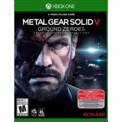 Metal Gear Solid V: Ground Zeroes by Konami, 2014 - Xbox One