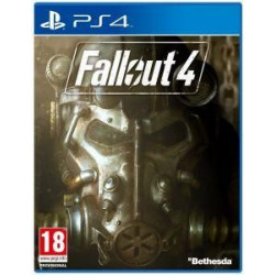 Fallout 4 by Bethesda - PlayStation 4