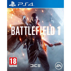 Battlefield 1 by Electronic Arts, 2016 - PlayStation 4, PAL