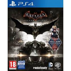 BATMAN ARKHAM KNIGHT (PS4 REGION 2)