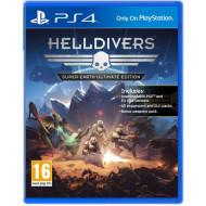 Helldivers Super-Earth Ultimate Edition by Sony - PlayStation 4