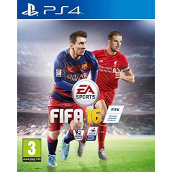 FIFA 16 by Electronic Arts Open Region - PlayStation 4