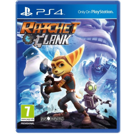 Ratchet and Clank by Sony - PlayStation 4
