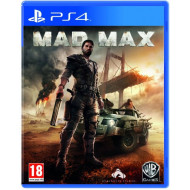 Mad Max By Warner Bros Interactive Region 2 - PlayStation 4