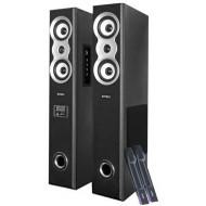 Intex 2.0 M.M. Tower Speaker with 2 Microphones