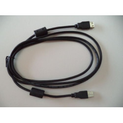 INTEX COMPUTER USB EXTENSION CABLE MALE TO FEMALE 1.8MTR