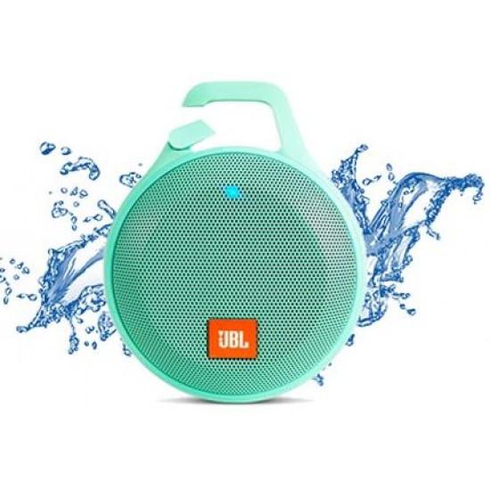 JBL Clip 2 Full-featured waterproof ultra-portable speaker Speaker Green