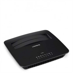 Linksys X1000 N300 Single Band Wireless Modern Router