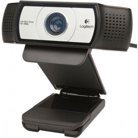 Logitech C930e 1920 X 1080 Webcam Black