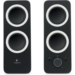 Logitech Z200 Speakers (Black)
