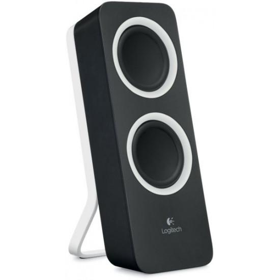 Logitech Z200 Speakers (Black)