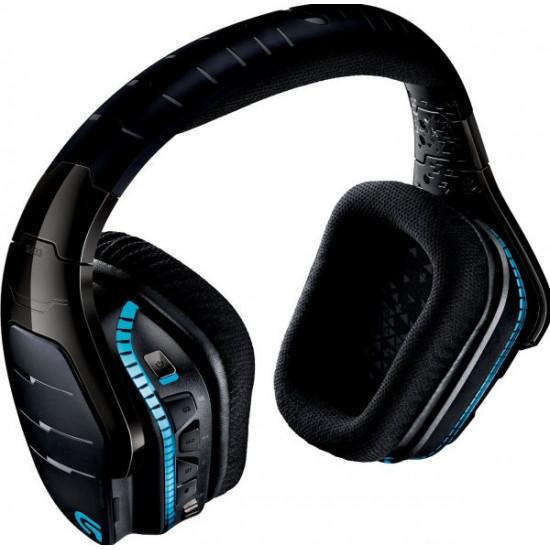 Logitech G933 Artemis Spectrum Wireless 7.1 Gaming Headset - Black