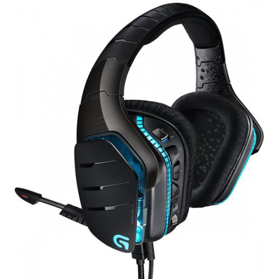 Logitech Artemis Spectrum RGB 7.1 Surround Sound Gaming Headset