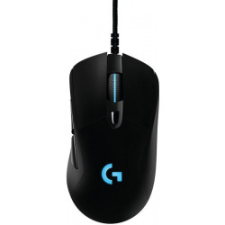 Logitech G403 Prodigy Wired Mouse - Black