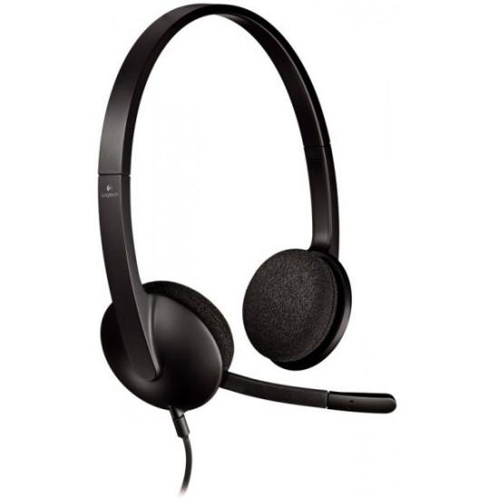 Logitech H340 Stereo USB Headset