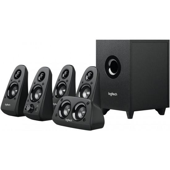 Logitech 5.1 Surround Sound Universal Speakers System - Black - Z506