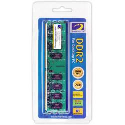 TwinMos 2GB, 800MHz, PC2-6400 DDR2 RAM for Desktop