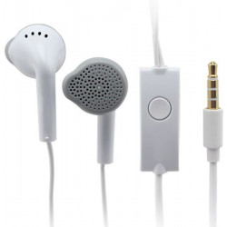 Samsung Headset EHS61ASFWE - White